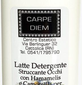 Latte detergente hamamelis e camomilla