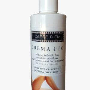 Crema FTC per cellulite ed adiposità localizzate